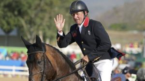 Nick Skelton Courtesy : Reuters